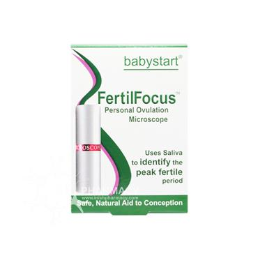Babystart FertilFocus Reusable Ovulation Microscope