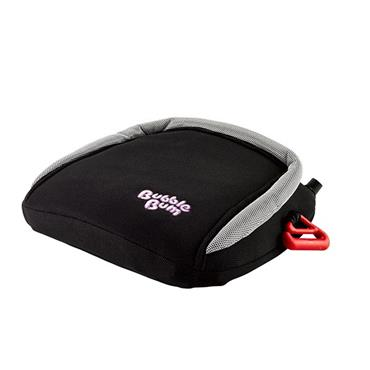 BubbleBum Inflatable Booster Seat Black