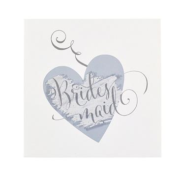 Busy B Bridesmaid Cards 5 Pack