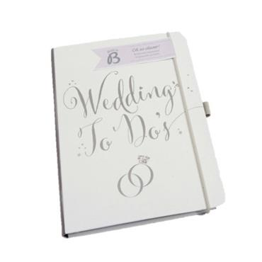 Busy B Wedding Planner 4 Keepsafe Pockets (script)