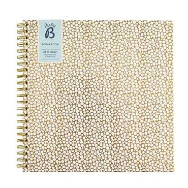Busy B Scrapbook 35 Blank Sheets