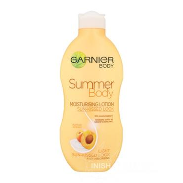 Garnier Summer Body Moisturising Lotion Deep Sun-Kissed Look 250ml