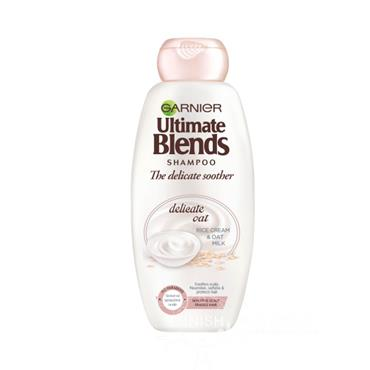 Garnier Ultimate Blends Delicate Oat Shampoo 360ml