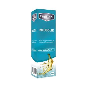 Capsinol Nasal Oil 20ml