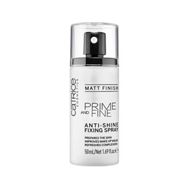 Catrice Prime And Fine Anti-Shine Fixing Spray Matt Finish