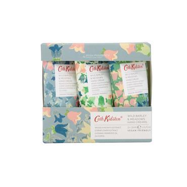 Cath Kidston Bluebells Hand Cream Trio