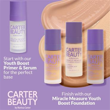 Carter Beauty Miracle Measure Youth Boost Primer & Serum