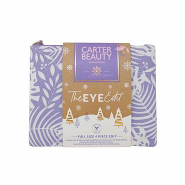Carter Beauty Eye Edit Xmas 4 Piece Giftset