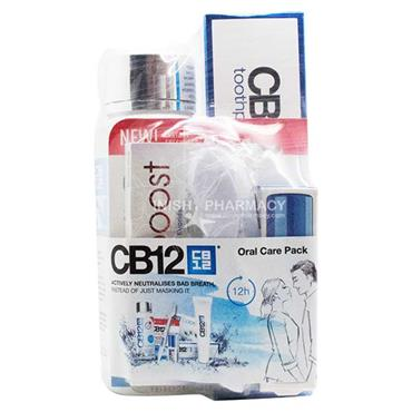 CB12 Oral Care Pack
