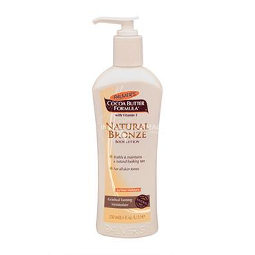 Palmers Natural Bronze Gradual Tanning Lotion 250ml