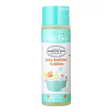 Childs Farm Baby Bedtime Bubbles Tangerine 250ml