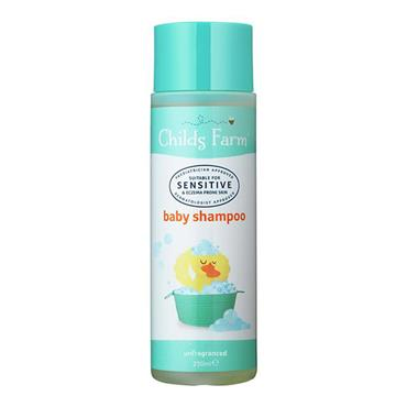 Childs Farm Baby Shampoo Fragrance Free 250ml