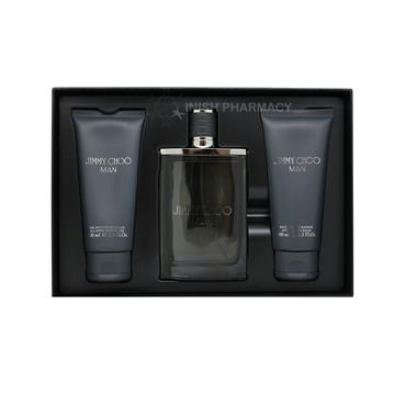 Jimmy Choo Man 3 Piece Gift Set