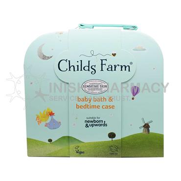 Childs Farm Baby Bath & Bedtime Case