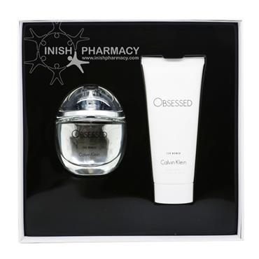 Calvin Klein Obsessed For Women 2 Piece Gift Set