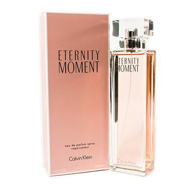 Calvin Klein Eternity Moment Womens EDP 100ml