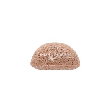 Konjac Cleansing Sponge Pink Clay For Tired or Devitalised Skin