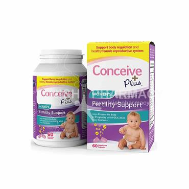 Conceive Plus Women's Fertility Support 60 Pack