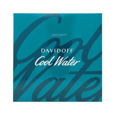 Davidoff Cool Water Mens EDT 125ml 3 Piece Giftset
