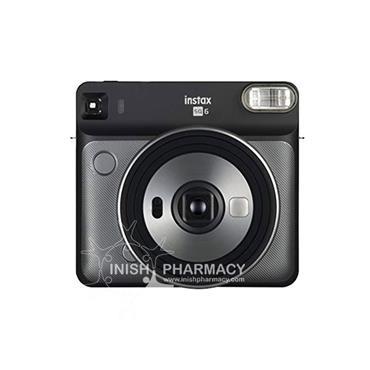 Fujifilm Instax Square SQ6 Instant Camera Graphite Gray
