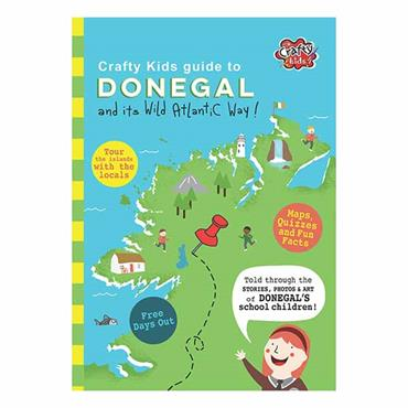 Crafty Kids Guide to Donegal & Wild Atlantic Way
