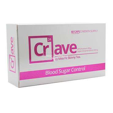 Crave By Miss Fit Skinny Tea 2 Months Supply 60 Pack
