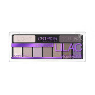 Catrice The Edgy Lilac Collection Eyeshadow Palette 010