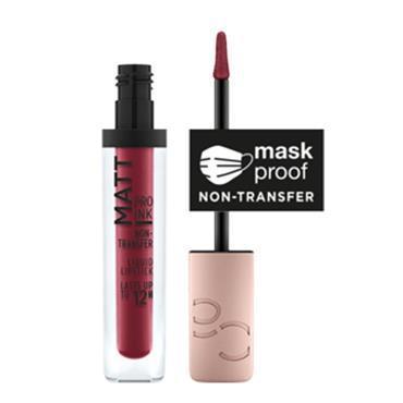 Catrice Matt Pro Ink Liquid Lipstick 100 Courage Code