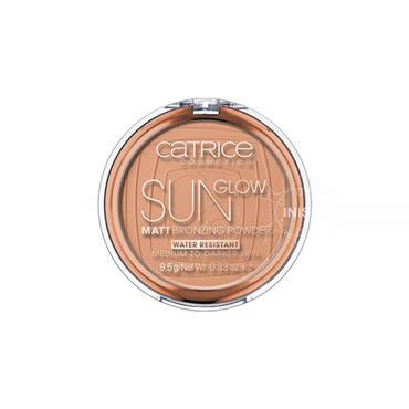 Catrice Sun Glow Matt Bronzing Powder 035 Universal Bronze