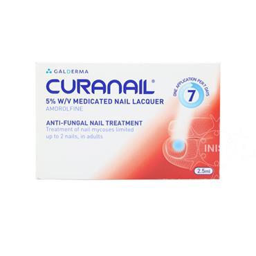 Curanail 5% W/V