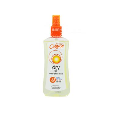 Calypso Dry Oil Wet & Dry Skin SPF30 Spray 200ml