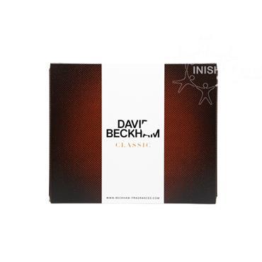 David Beckham Classic 2 Piece Gift Set