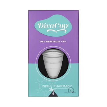 The Diva Cup Menstrual Cup Model 2
