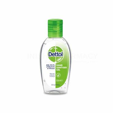 Dettol Antibacterial Original Gel 50ml