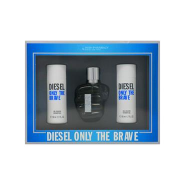 Diesel Only The Brave 3 Piece Giftset
