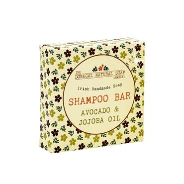 The Donegal Natural Irish Soap Company Avocado & Jojoba Oil Shampoo Bar