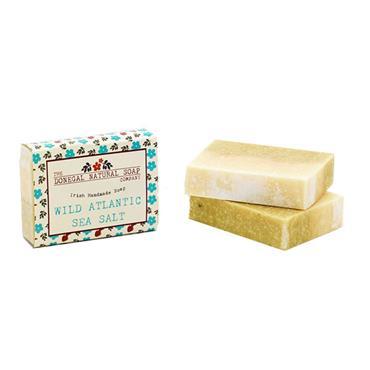 The Donegal Natural Irish Soap Company Handmade Wild Atlantic Sea Salt