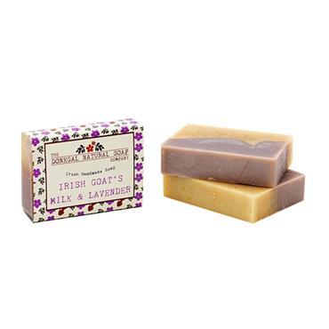 The Donegal Natural Irish Soap Company Handmade Irish Goat's Milk & Lavender