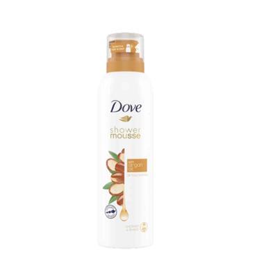 Dove Shower Mousse Argan Oil 200ml