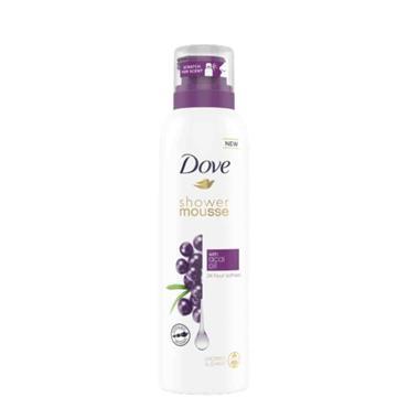 Dove Shower Mousse Acai Oil 200ml