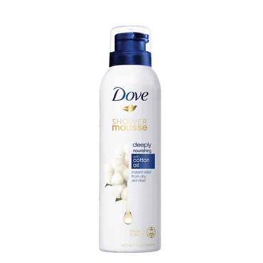 Dove Shower Mousse Deeply Nourish 200ml