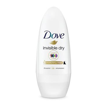 Dove Invisible Dry Roll On APD 50ml