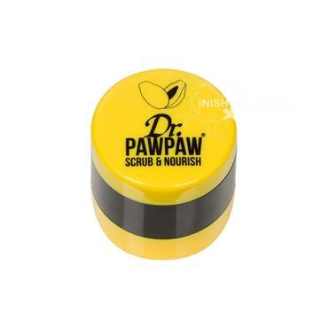 Dr PawPaw 2 In 1 Lip Scrub & Balm 16g