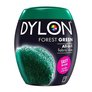 Dylon All In 1 Fabric Dye Pod Forest Green 350g