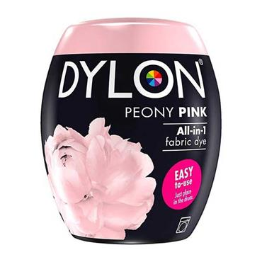 Dylon All In 1 Fabric Dye Pod Peony Pink 350g
