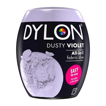 Dylon All In 1 Fabric Dye Pod Dusty Violet 350g