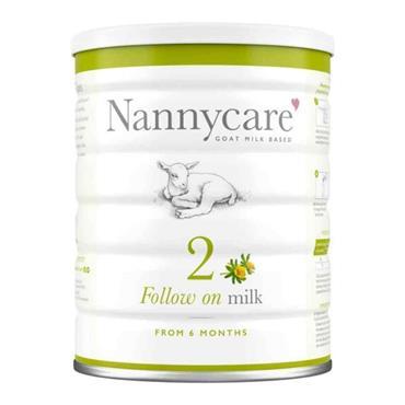 Nanny Care Goat Milk Stage 2 Follow On Milk 900g