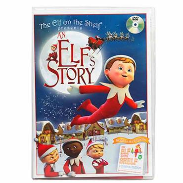 Elf On The Shelf - An Elfs Story DVD