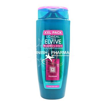 L'Oreal Elvive Fibrology Thickening Shampoo 700ml