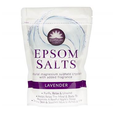 Elysium Spa Epsom Salts Lavender 450g